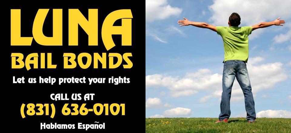 luna bail bonds hollister